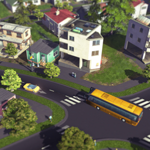 Cities Skylines Shooting Straßen