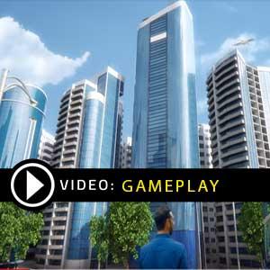 Cities Skylines Nintendo Switch Gameplay Video