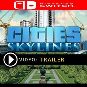Cities Skylines Nintendo Switch Digital Download und Box Edition