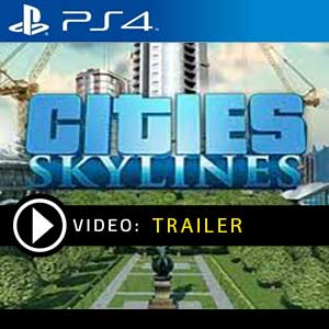 Cities Skylines PS4 Digital Download und Box Edition