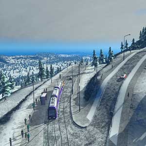 Cities Skylines Snowfall The Streetcars You Desire