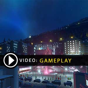 Cities Skylines Snowfall Gameplay Video