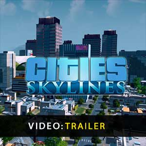 Cities Skylines Video-Trailer
