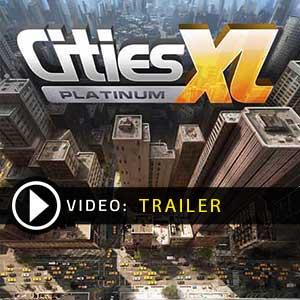 Cities XL Platinum Key kaufen - Preisvergleich