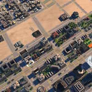 Cities XXL: Spiel-Interface