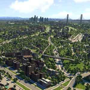 Cities XXL: Blick auf die Stadt