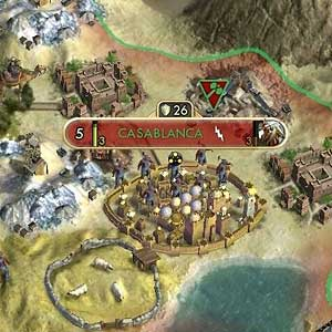 Civilization V Brave New World - Stadt