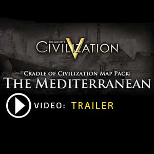 Buy Civilization 5 Cradle of Civilization Map Pack Mediterranean CD Key Compare Prices
