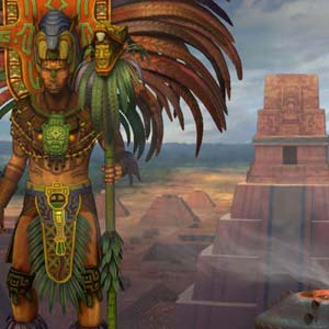 Civilization 5 Gods and Kings - Schamane