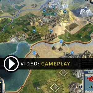 Civilization 5 Gods and Kings Gameplay Video