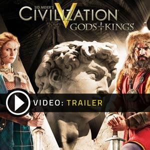 Kaufen Civilization V Gods & Kings CD Key Preisvergleich