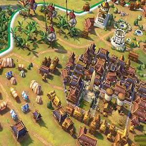 Expansiver Imperien in Civilization 6