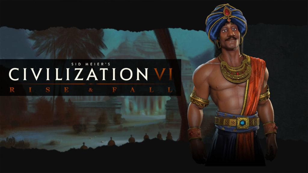 Civilization 6 Rise and Fall
