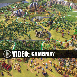 Civilization 6 Gameplay Video