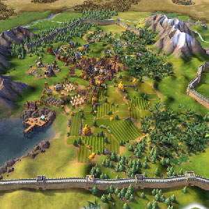 Expansiver Imperien in Civilization 6