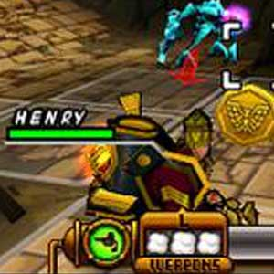 Code Name STEAM Nintendo 3DS Henry