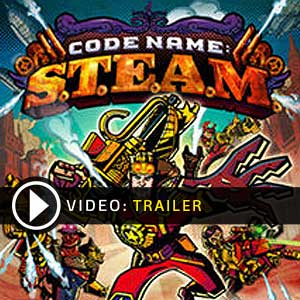 Code Name STEAM Nintendo 3DS Digital Download und Box Edition