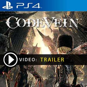 Code Vein PS4 Digital Download und Box Edition
