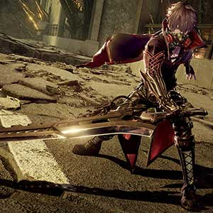 Code Vein: Queenslayer Blade
