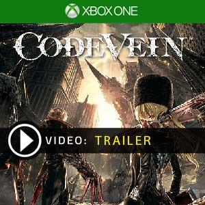 Code Vein Xbox One Digital Download und Box Edition