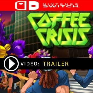 Coffee Crisis Nintendo Switch Digital Download und Box Edition