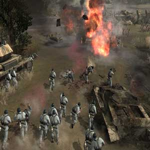 Company of Heroes Schlacht