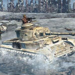 Company of Heroes 2 Tanks
