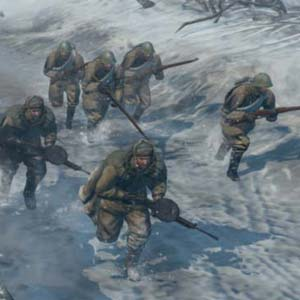 Company of Heroes 2 Infanterie