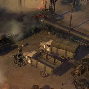 Company of Heroes 2 The British Forces - Luftangriff