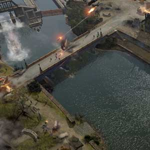Company of Heroes 2 The British Forces - Ausbruch