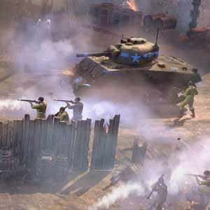 Company of Heroes 2 The Western Front Armies - Panzer