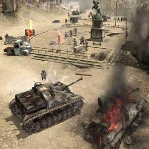 Company of Heroes Tetrarch Tank