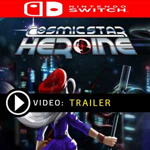 Cosmic Star Heroine Nintendo Switch Prices Digital or Box Edition