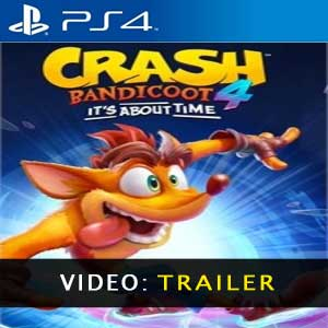Crash Bandicoot 4 Its About Time Trailer-Video