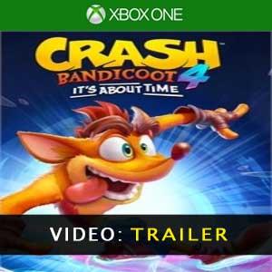 Kaufe Crash Bandicoot 4 It's About Time Xbox One Preisvergleich