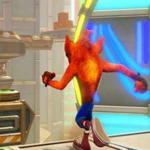 Crash Bandicoot Cortex Strikes Back