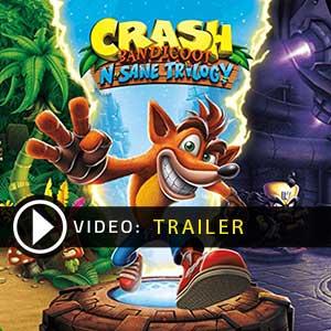 Crash Bandicoot N. Sane Trilogy Key kaufen Preisvergleich