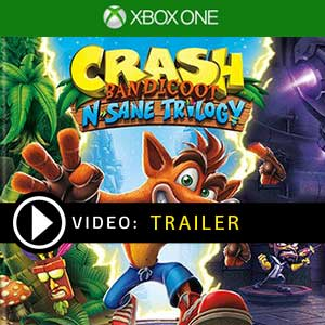 Crash Bandicoot N. Sane Trilogy Xbox One Digital Download und Box Edition