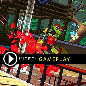 Crayola Scoot Nintendo Switch Gameplay Video