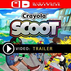 Crayola Scoot Nintendo Switch Digital Download und Box Edition