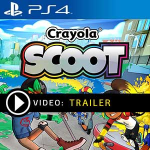 Crayola Scoot PS4 Digital Download und Box Edition