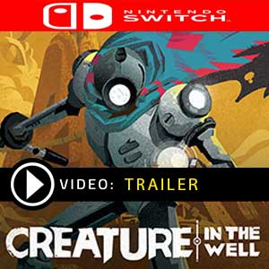 Creature in the Well Nintendo Switch Digital Download und Box Edition