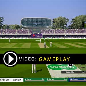 CRICKET 19 PS4 Gameplay Video