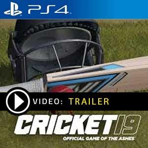 CRICKET 19 PS4 Digital Download und Box Edition