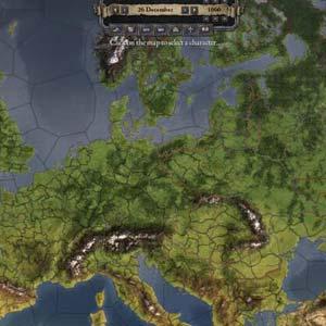 Crusader Kings 2 - Weltkarte