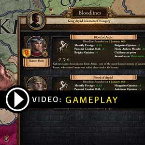 Crusader Kings 2 Holy Fury Gameplay Video