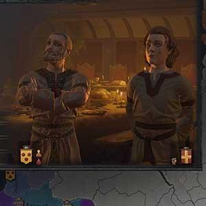 Crusader Kings 3 Unangenehme Gesellschaft