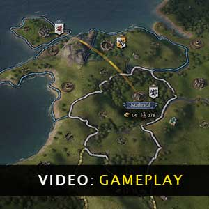 Crusader Kings 3 Video zum Gameplay