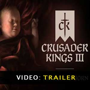 Trailer-Video zu Crusader Kings 3