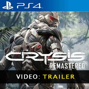 Crysis Remastered Trailer-Video
